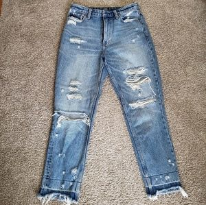 Women's Abercrombie & Fitch Girlfriend Jean